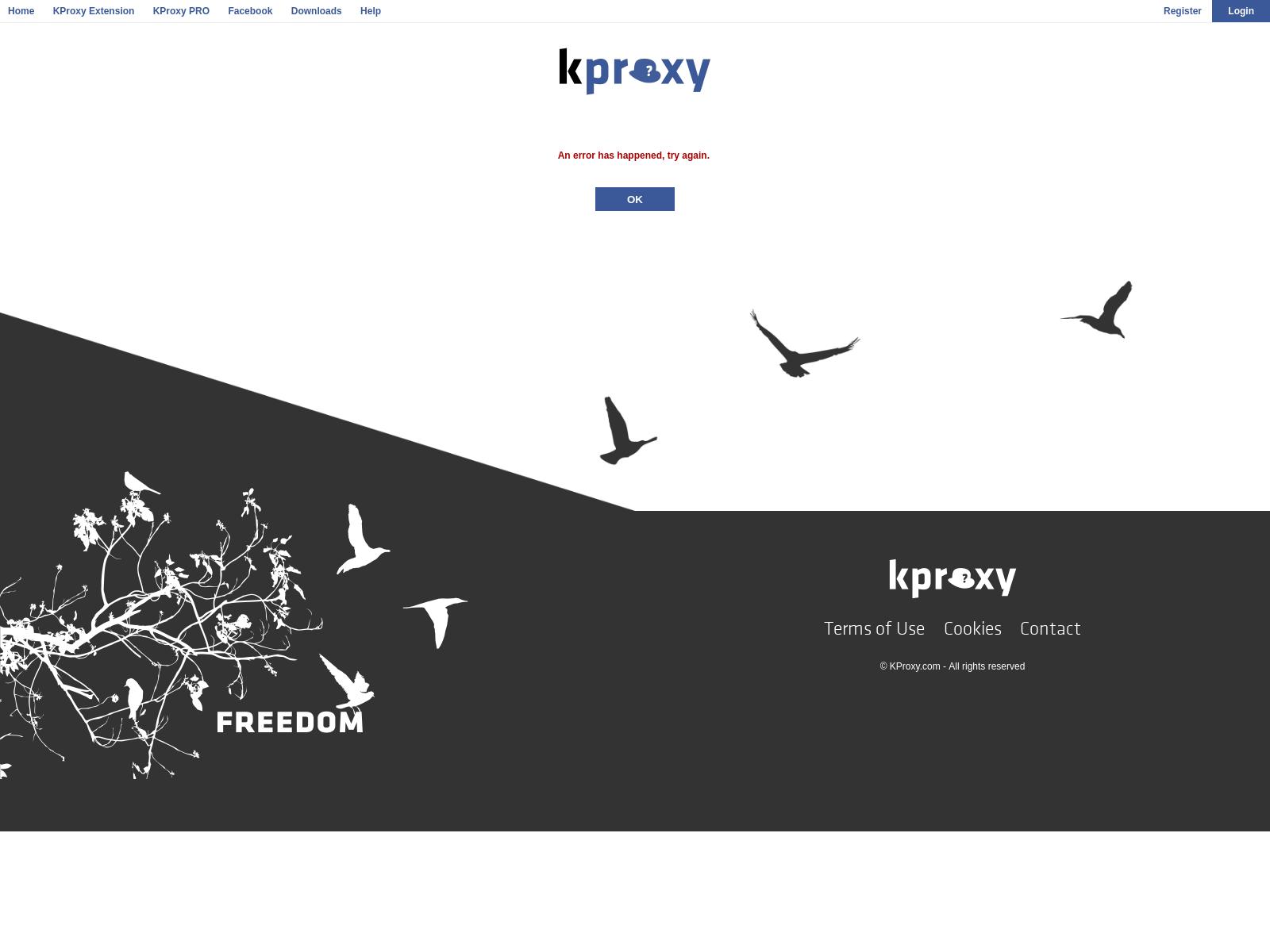 kproxy com - urlscan io