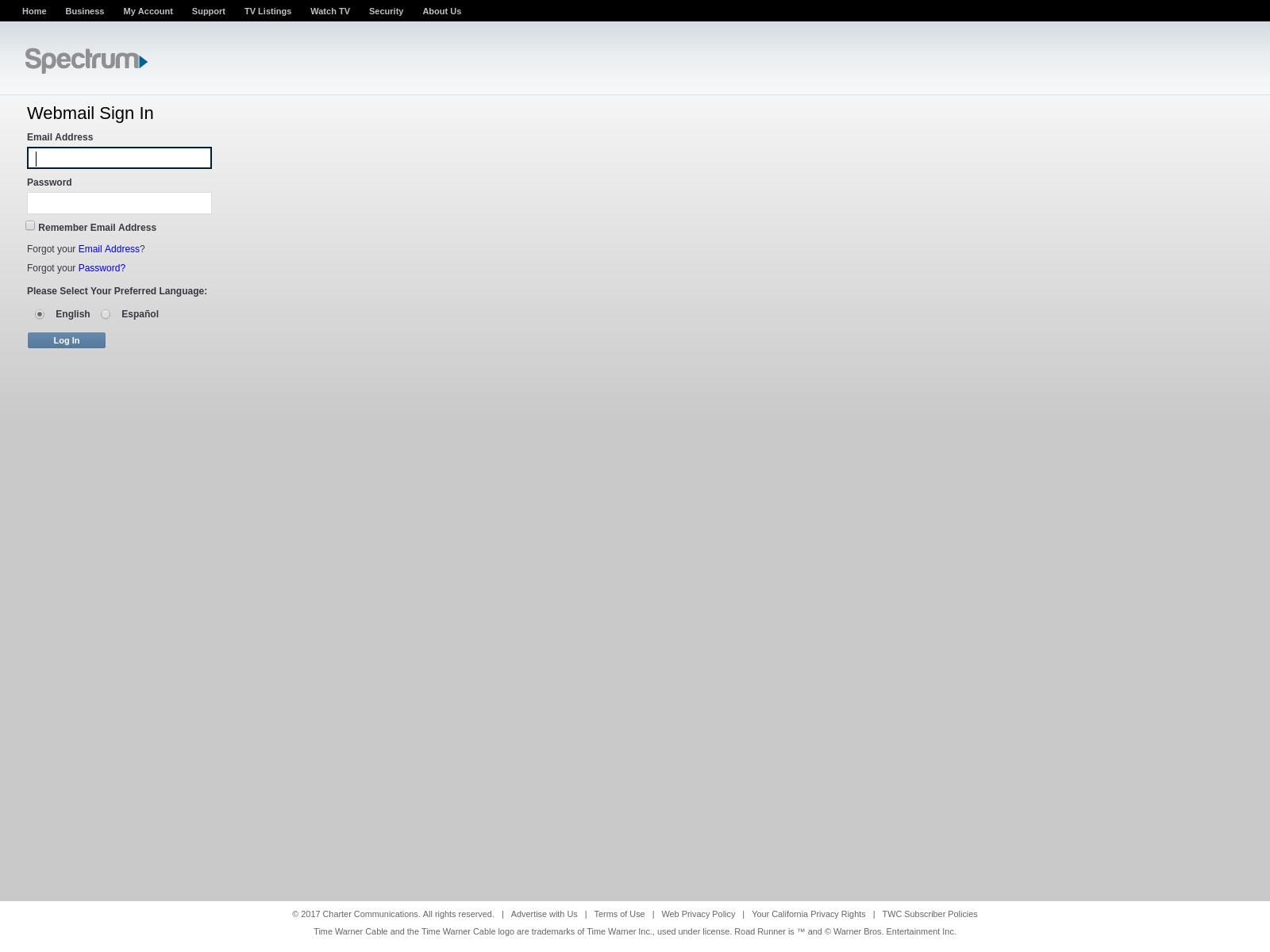 I Forgot My Time Warner Cable Email Address: webmail.tampabay.rr.com - urlscan.iorh:urlscan.io,Design