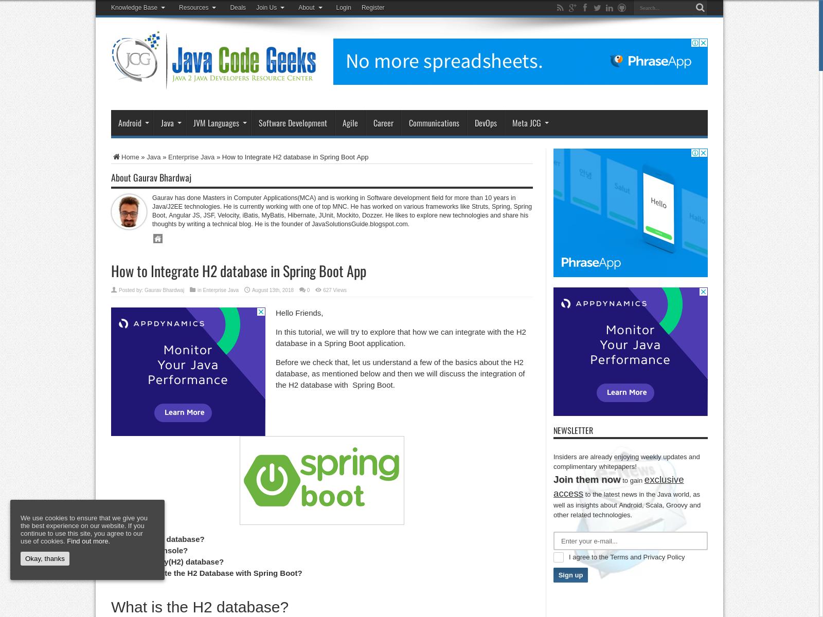 javacodegeeks us4 list-manage com - urlscan io