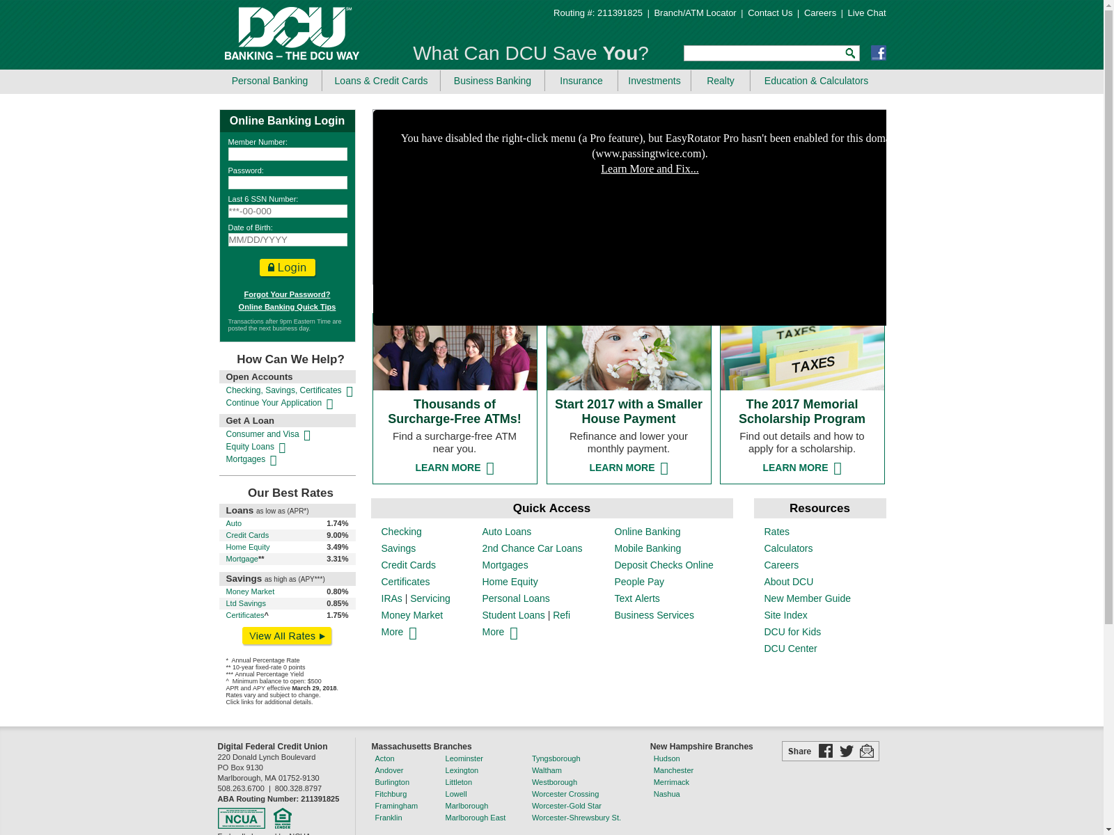Dcu Auto Loan Calculator >> Dcu Auto Loans Levi In Store Coupon