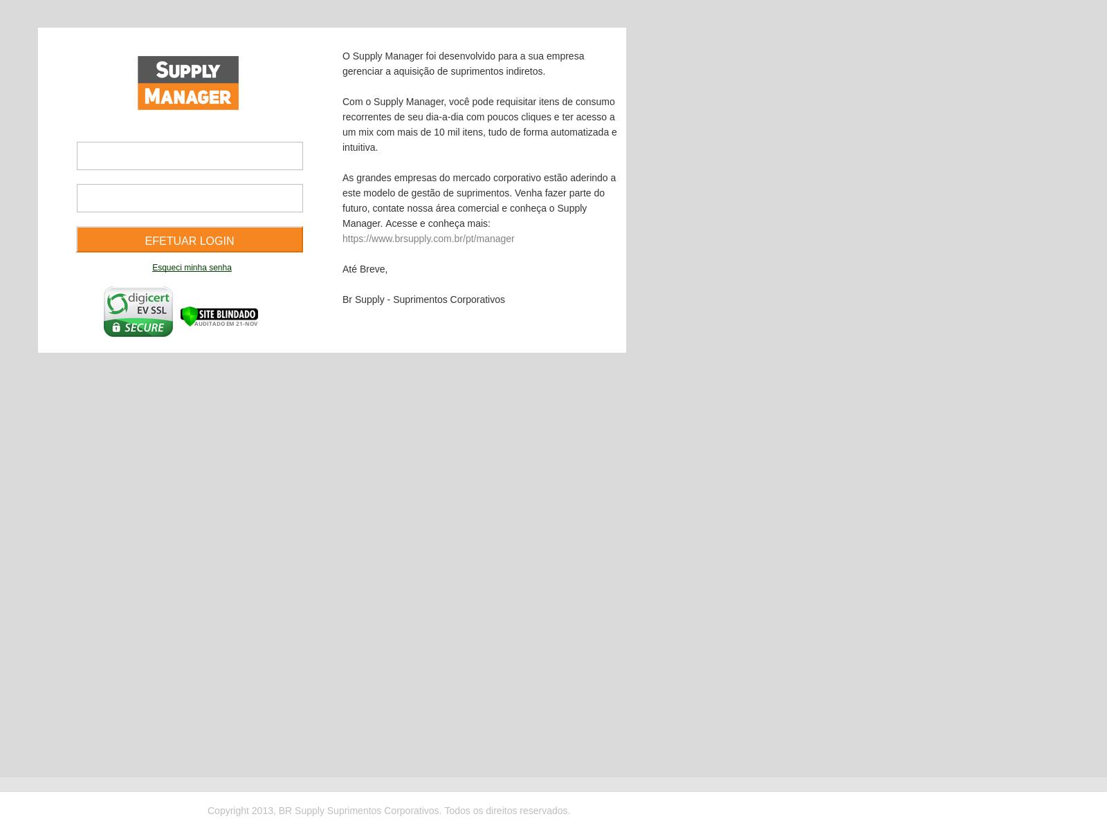 newmanager.brsupply.com.br - urlscan.io 104c4d013f
