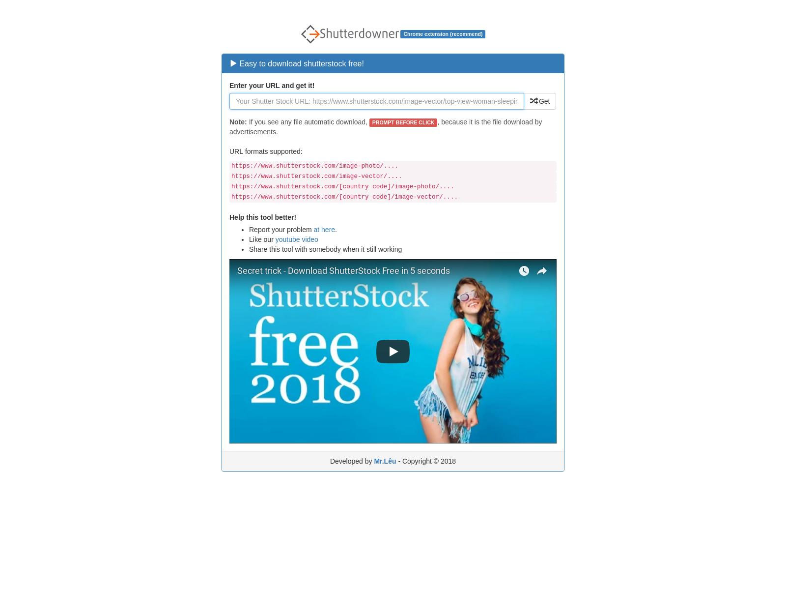 shutterdowner live - urlscan io