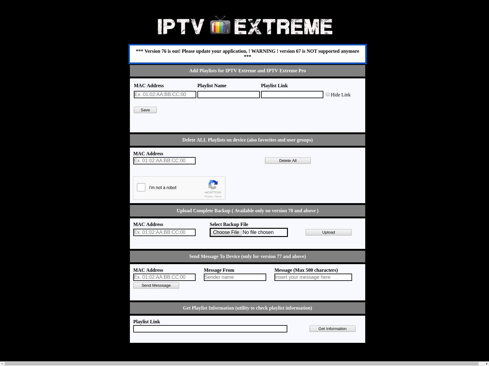 www iptvextreme eu